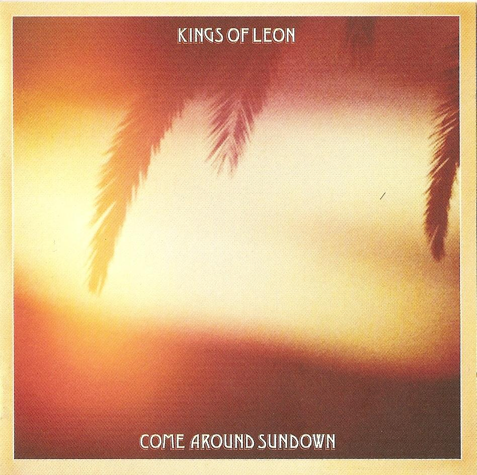 King Album Cover Cover of Kings of Leon's